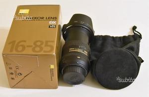 Nikon AF-S DX  f/ G ED VR NITAL