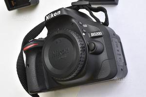 Nikon D corpo reflex digitale