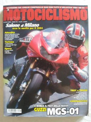 Rivista motociclismo luglio