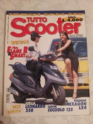 Rivista tutto scooter n 3 giugno luglio
