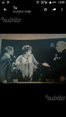 Foto uniche Frank Sinatra Liza Minelli