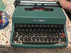 Macchina per scrivere Olivetti lettera 32