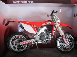 Moto Honda Crf 450RX enduro