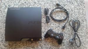 PS3 Slim 120gb 9 giochi