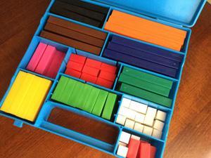 Regoli colorati numeri in colore posot class - Colore per numeri per i bambini ...