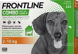 Frontline combo spot on per cani da 2-10 kg