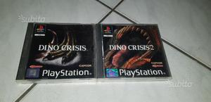 Giochi ps1 Dino crisis