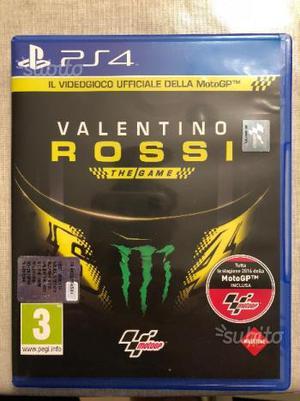 Valentino Rossi gioco PS4