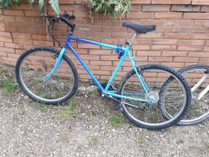 Bicicletta Mountain Bike Bici MTB Blu