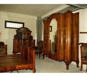 Camera da letto Antica Stile Chippendale fine'800 Euro
