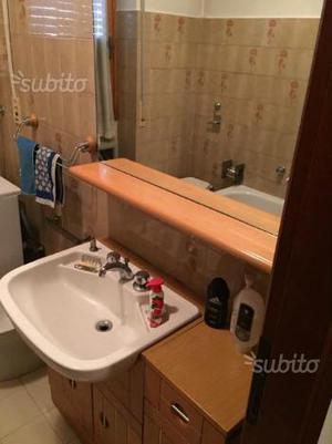 Lillangen mobile bagno contenitore a specchio posot class for Mobile bagno senza specchio