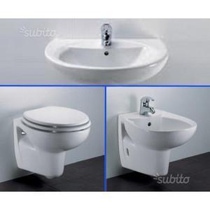 Semicolonna lavabo ceramiche dolomite clodia posot class for Dolomite serie clodia