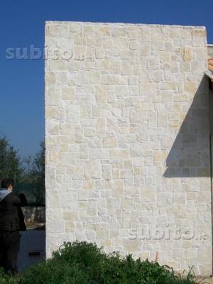Squadrato in pietra di Trani