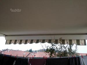 Tenda da sole tempotest para colore giallo posot class for Tenda da sole usata