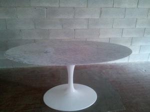 Tavolino da fumo ovale saarinen knoll posot class