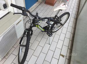 Bici Mountain bike 24 come nuova