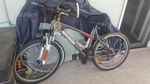 Bici bicicletta Mountain bike Mtb Rockrider ammort
