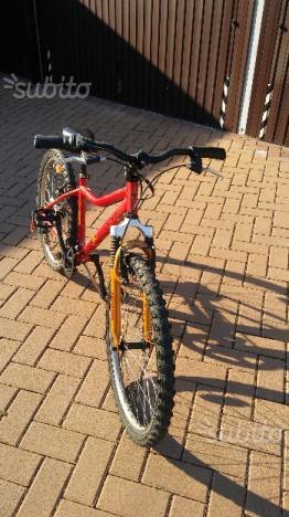 Bicicletta Bambina 10 Anni Usata