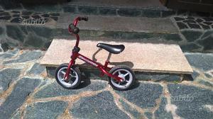 Bicicletta chicco senza pedali