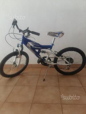 Bicicletta mountain bike da bambino (5-12 anni) ma