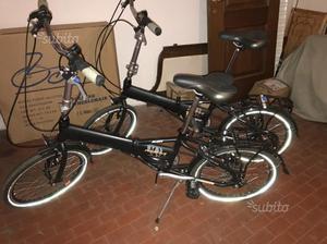 Bicicletta pieghevole perfetta praticamente nuova