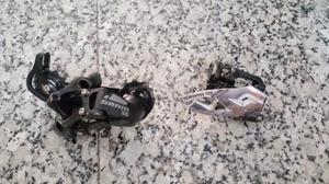 Deragliatori SRAM x5 2x10v