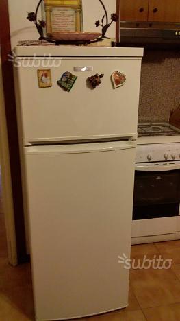 Frigo e cucina gas