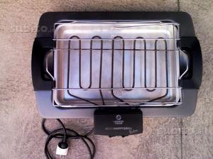 Maxi happy grill de luxe la super calor