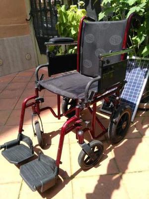 Carrozzina per disabili Millenium Osd ottimo stato.