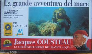"""Collezione 40 VHS """"LA GRANDE AVVENTURA DEL MARE"""""""