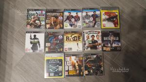 Giochi PS3 ORIGINALI