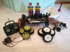 Hobbytech STR8 Buggy 1:8 Strappo