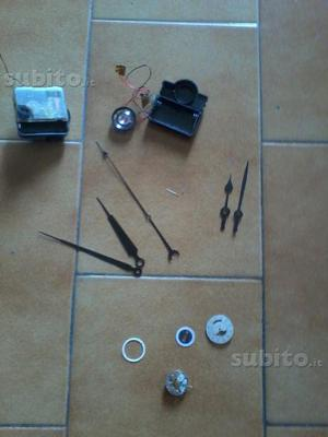 Meccanismi per orologi