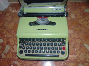 Olivetti Lettera 22 macchina da scrivere