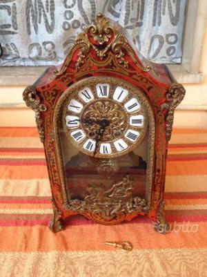 Orologio a pendolo d'epoca