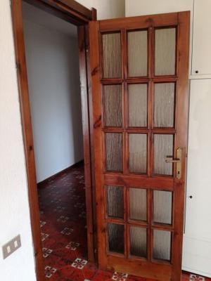 Porte interne in legno.