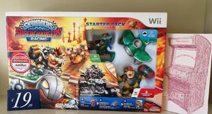 Skylanders superchargers racing Wii