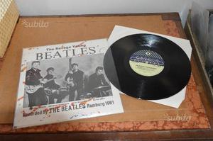 "Beatles disco vinile raro 10"""