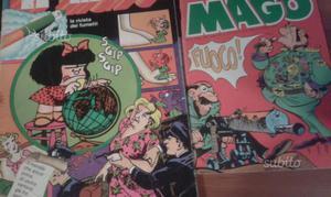 Fumetto rivista il mago dal n 1 al 60