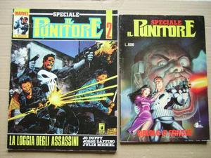 Il PUNITORE speciali 1 e 2 star comics