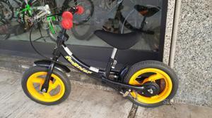Bici bimbo ruota da 12 senza pedali