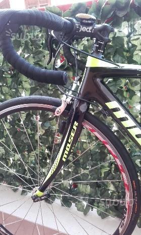 Bici carbonio moser