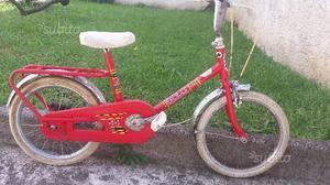 Bici graziella anni 70 dolly