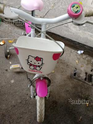 Bicicletta Hello Kitty 12