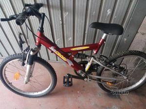 Bicicletta misura 20 bambini 6/9 anni