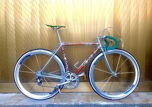 Biciclette da corsa vintage