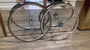 Cerchi Mavic bicicletta da corsa vintage