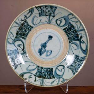 Ciotole piatti antico cinese marchio MING Xuande la Cina