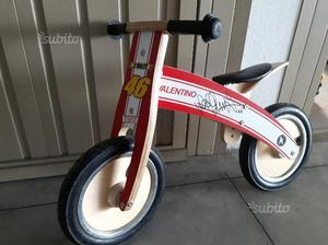 Kiddymoto senza pedali valentino rossi