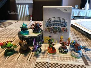 Console Wii completa di accessori e giochi